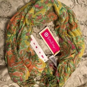 Lilly for Target Happy Place scarf